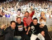 Teltházas DJ Bobo koncerttel robbantott a Deja Vu fesztivál