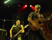 Fergeteges koncertet adott Budapesten Manu Chao