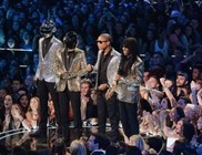 A Daft Punk tarolt az idei Grammyn