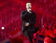 Ötödik helyen végzett az Eurovíziós Dalfesztiválon Kállay-Saunders András