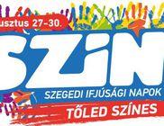 Most már biztos, 2014-ben is lesz Szegedi Ifjúsági Napok
