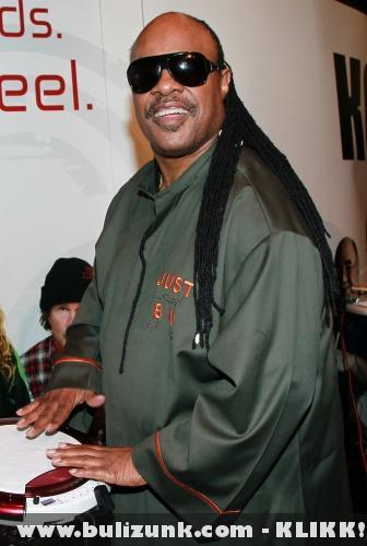 Grammy 2011: Stevie Wonder