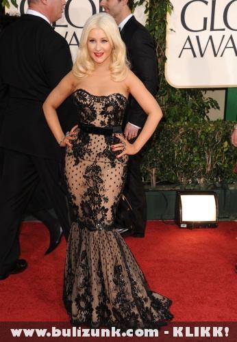 Grammy 2011: Christina Aguilera