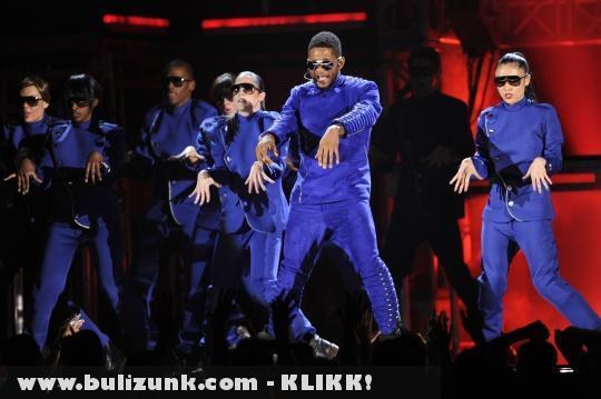 Grammy 2011: Usher