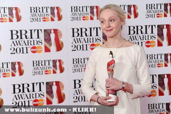 The BRIT Awards 2011: Winners Boards
