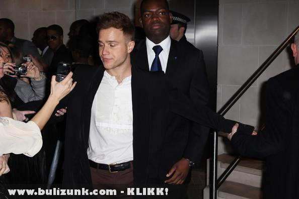 The BRIT Awards 2011: Olly Murs