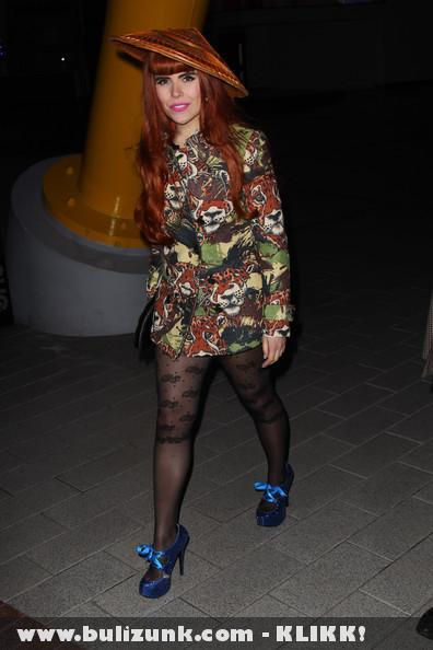 The BRIT Awards 2011: Paloma Faith
