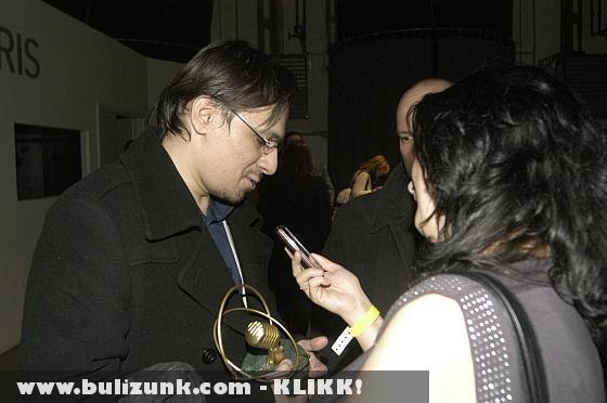 Fonogram 2011: Tabáni István interjút ad