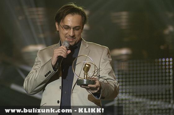 Fonogram 2011: Tabáni István