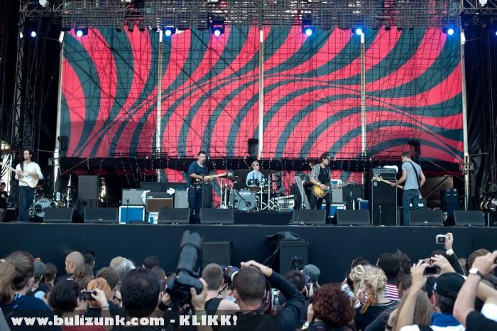 Sziget 2011 - The Maccabees