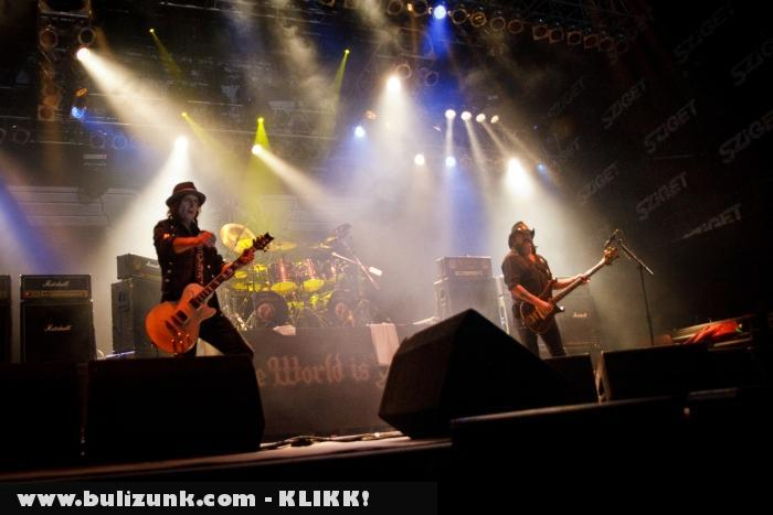 Sziget 2011 - Motörhead