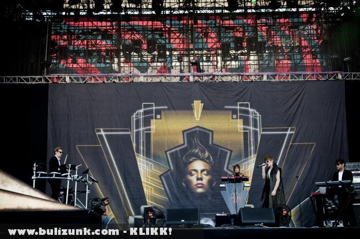 Sziget 2011 - La Roux