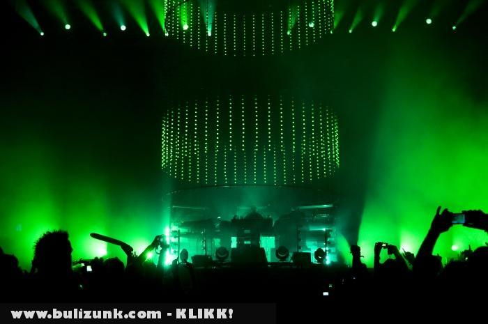Sziget 2011 - Chemical Brothers