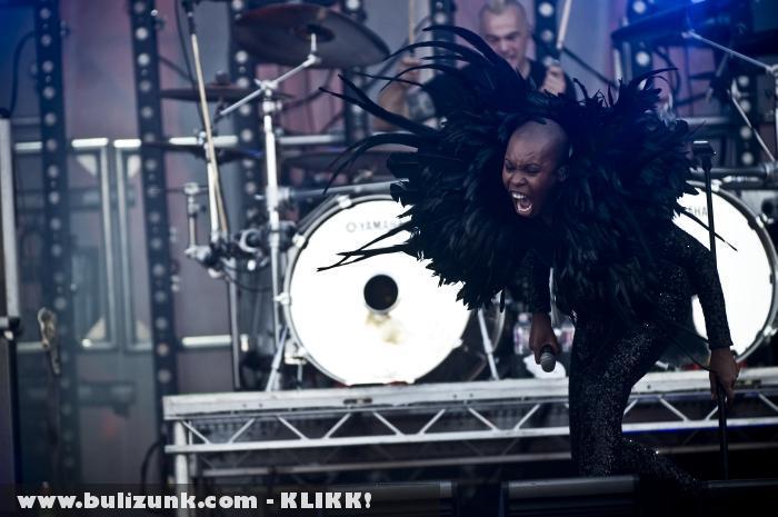 Sziget 2011 - Skunk Anansie