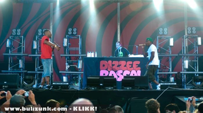 Sziget 2011 - Dizzee Rascal