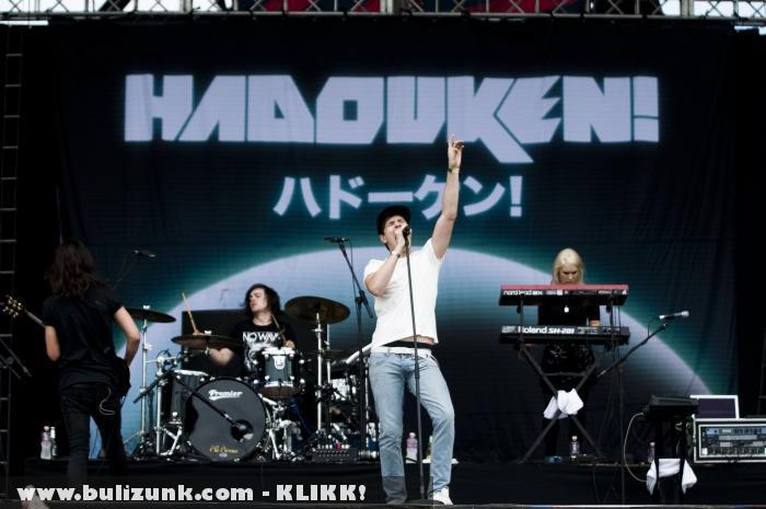 Sziget 2011 - Hadouken