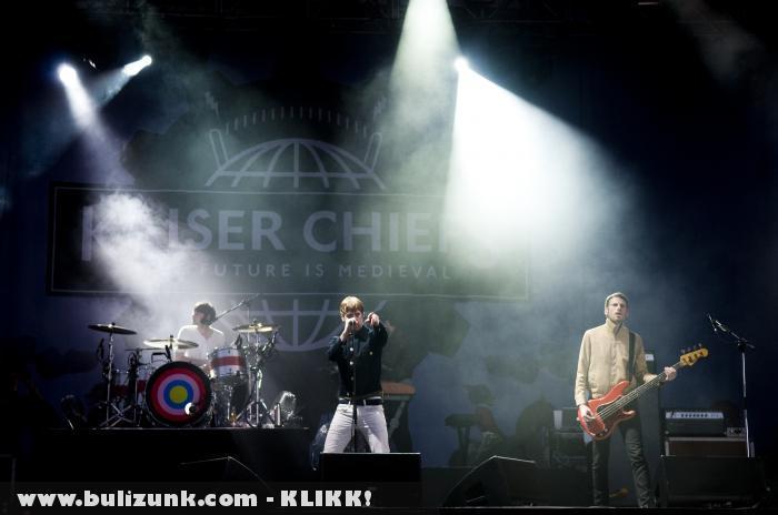 Sziget 2011 - Kaiser Chiefs