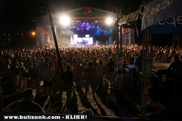 Pepsi színpad - SZIN 2011
