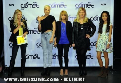Viva Comet 2012 - Sztárok a sorban :)
