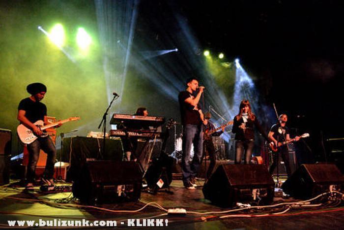 Punnany Massif koncert Szombathelyen