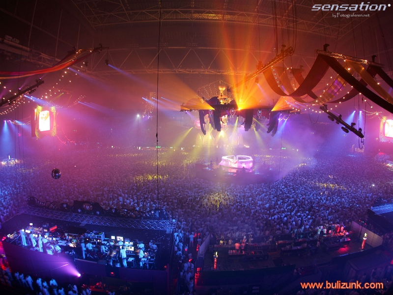 Sensation - white party