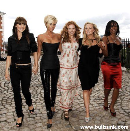 Spice Girls - Igazi nõkként tértek vissza a fûszeres lányok