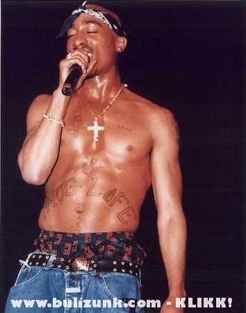 2 PAC az igazi nagy rapper