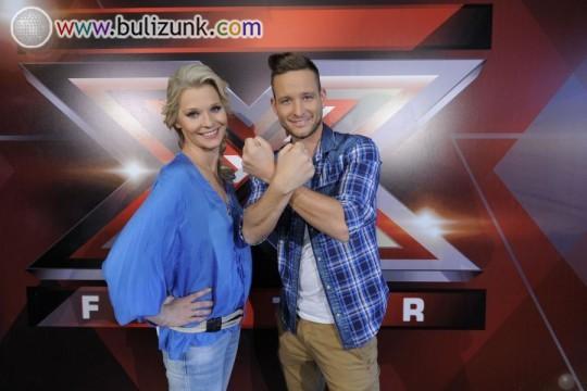 A 2013-as X-Faktor műsorvezetői