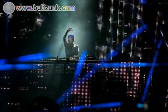 Avicii a Balaton Sound-on