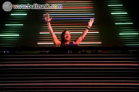 David Guetta a Szigeten
