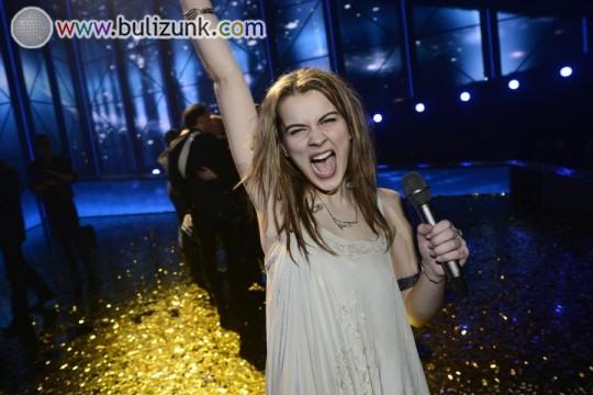 Emmelie de Forest, az Eurovíziós Dalfesztivál győztese