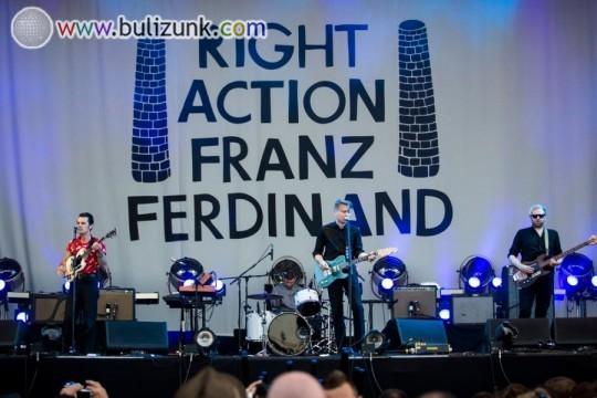 Franz Ferdinánd a Szigeten