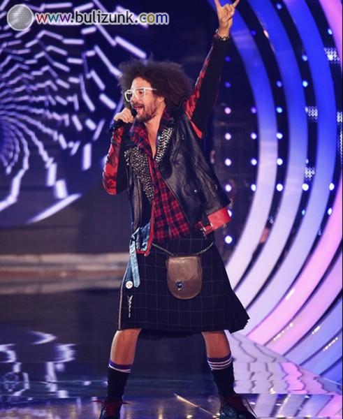 Redfoo az MTV EMA-n