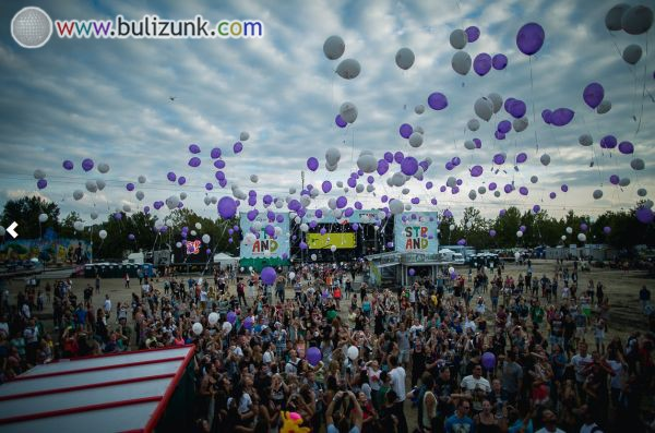 Lufiáradat a STRAND Fesztiválon 2014-ben