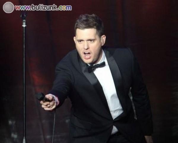 Michael Bublé koncert