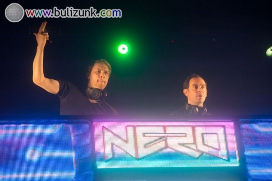 Nero a Szigeten