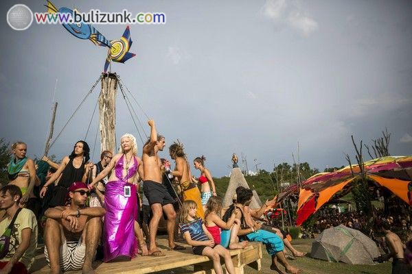 Ozora fesztivál 2014
