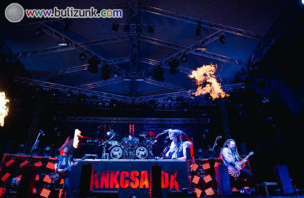 STRAND Fesztivál 2014 - Tankcsapda koncert