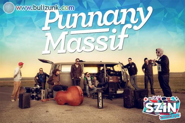 SZIN 2015-ös fellépő: Punnany Massif