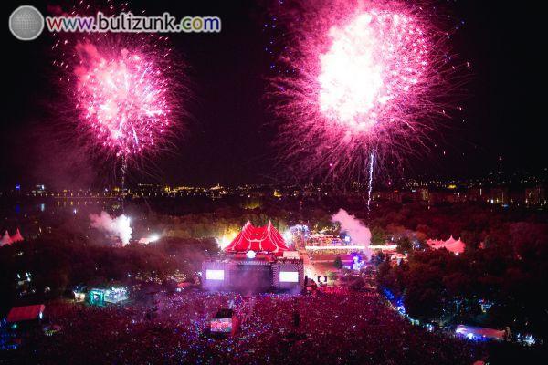 Tűzijátékkal és fantasztikus partival zárult a Sziget 2014-ben