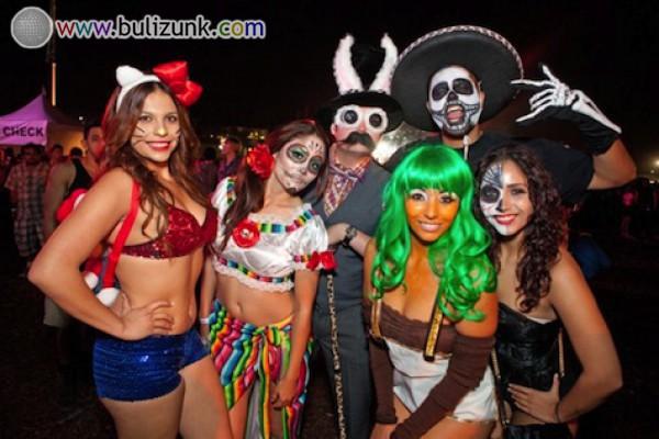 Party Halloween :)