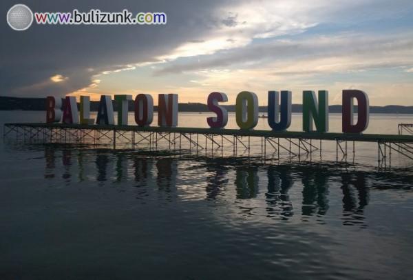 Balaton Sound 2017 - este a Balatonban