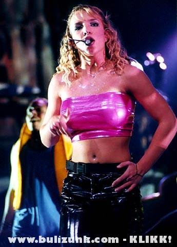 Britney még régen