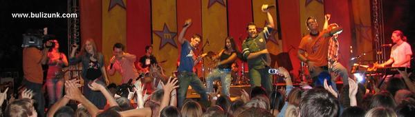 Megasztár II. Koncert 2005.