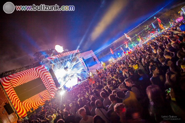 Main stage Sziget 2014