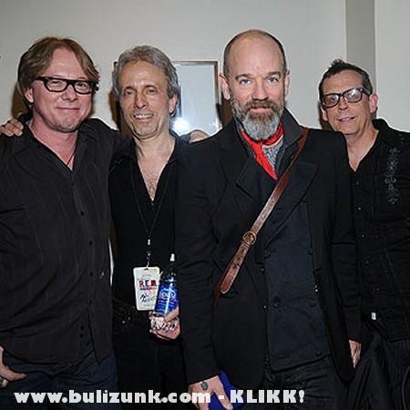 R.E.M. öregek - 2009