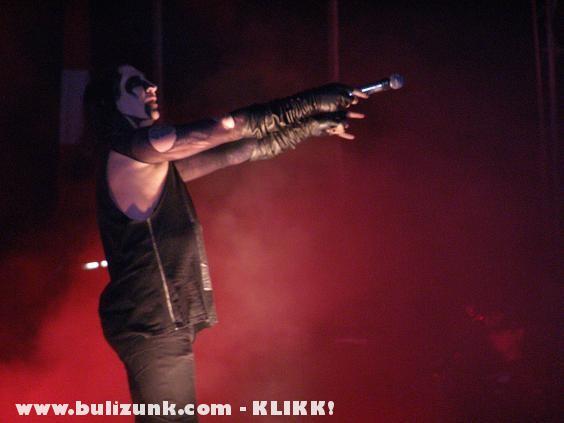 Manson a nagyszínpadon