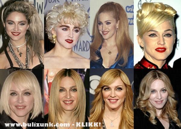 Az ezer arcú Madonna