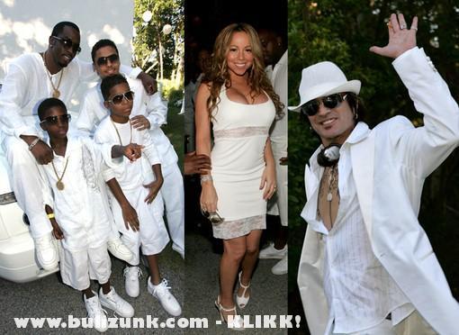 White Party - Sztárok fehérben