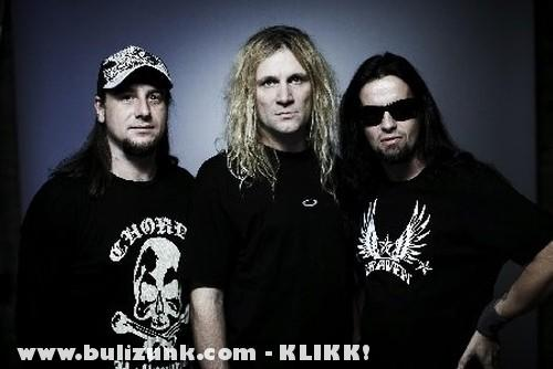 A Tankcsapda zenekar